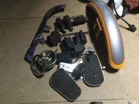 Harley Davidson sportster parts ,