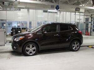 2014 Buick Encore CUIR DETECTION OBSTACLES