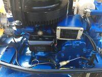 Suzuki dt 25hp short shaft outboard rib speedboat boat engine. Just had service