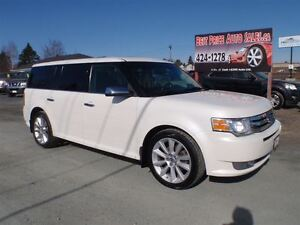 2010 Ford Flex LIMITED! ALL WHEEL DRIVE! CERTIFIED!