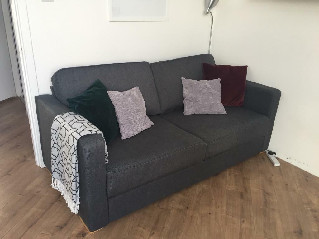 Flat Pack Sofa Bed 1 Extra Set Of Covers In Canada Water London Gumtree