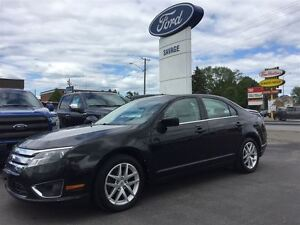 2010 Ford Fusion SEL-Leather/Nav/AWD
