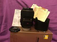 Brand new nikon micro 105 mm 2.8 unused