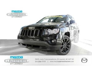 2013 Jeep Compass 4WD + TOIT + MAGS + JAMAIS ACCIDENTE