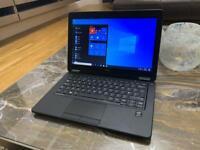 As new Dell latitude E7250 laptop intel core i5 5th gen 2.90ghz 8GB RAM 128GB SSD windows 10