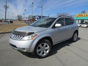 2007 Nissan Murano SL AWD MAGS **TPS ET TRANSIT INCLUS**