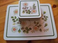 6 Table Mats & Coasters