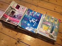 Elle Decoration magazines free to collector
