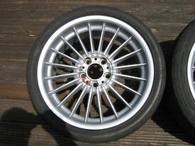 19 '' Genuine Alpina Alloy wheels for BMW 3 series