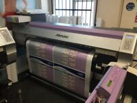 Mimaki jv33 130 for sale digital printer