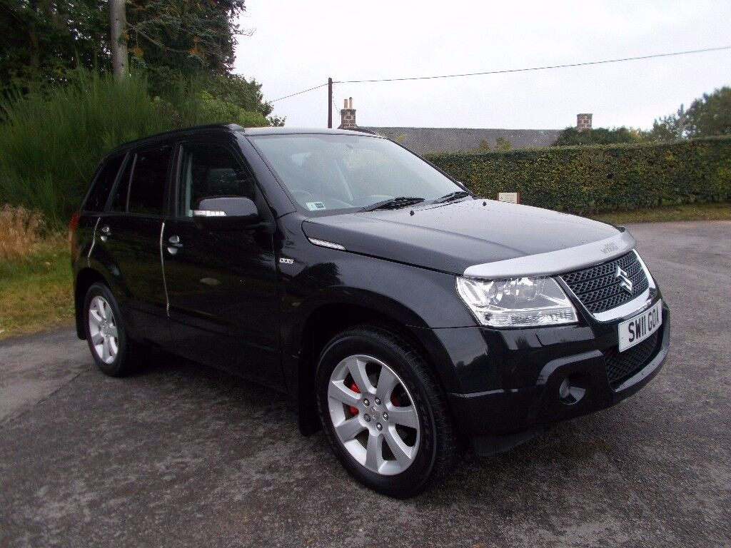 2011 11 suzuki grand vitara 1 9 ddis sz5 5 door 4x4 call 07908275624 in peterculter aberdeen. Black Bedroom Furniture Sets. Home Design Ideas