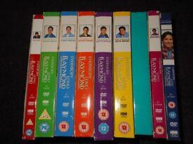 Everybody Loves Raymond series 1-9 boxsets