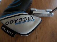 odyssey works putter