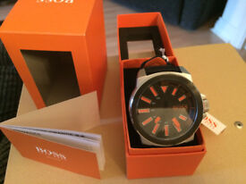 Hugo Boss Men's Watch Brand New