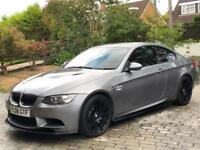 Bmw M3 red fox leather interior carbon roof