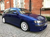 SEAT IBIZA 1.8T CUPRA MK3 350BHP FORGED VERY VERY FAST LOTS MONEY SPENT VERY CLEAN