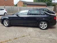 Audi A4 1.9 TDI Automatic Black