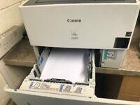 Canon i sensys LBP6750dn printer