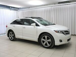 2016 Toyota Venza LIMITED V6 AWD w/ NAV, PANORAMIC ROOF, LEATHER