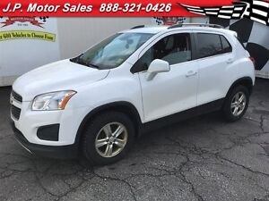 2013 Chevrolet Trax LT, Automatic, AWD
