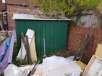 7ftx6ftx6ft Yardmaster shed
