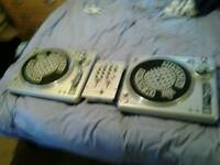 Ministry of sound turntables