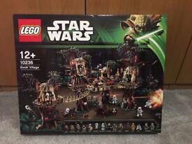 LEGO Ewok Village 10236 UCS set