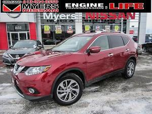 2015 Nissan Rogue LEATHER, BACK UP CAMERA HEATED SEATS, START ST