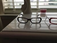 LADIES FRAMES TWO PAIR CHANEL GLASSES NEW £100