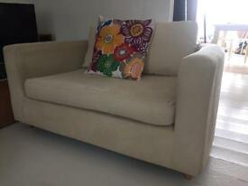 Habitat Two Seater Compact Sofa/Love Seat
