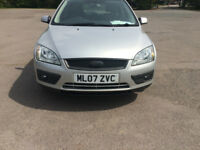 2007 reg FORD FOCUS S SPORT 1.8 PETROL, 87K, SPARES or REPAIRS