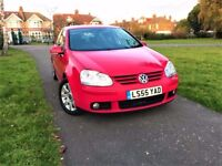 Volkswagen Golf 2.0 TDI GT 5dr HPI CLEAR,LONG MOT