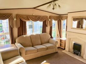 STUNNING PRE - OWNED 2 BEDROOM HOLIDAY HOME FOR SALE SHEPPEY, KENT ***AMAZING VALUE***