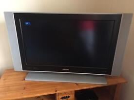 """Philips 37"""" Flatscreen TV"""