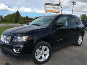 2016 Jeep Compass Sport/North High Altitude Pkg ! Heated Leat...