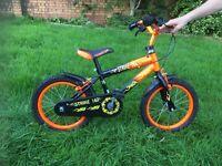 Boys 16' bike