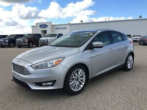 2016 Ford Focus Titanium Fully Loaded Only 4,000kms!