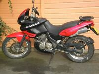 Cagiva Canyon 500 - Low Mileage