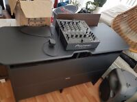 DJ table/stand - GLORIOUS MIX STATION - GREAT CONDITION DJ FURNITURE