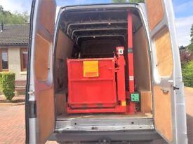 Ratcliff Van tail lift