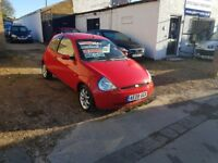 ford ka 2008 1.3 zetec service history 3dr 2 owens low miles