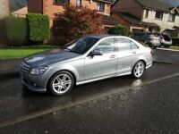 MERCEDES C CLASS C180 SPORT KOMPRESSOR AUTO AMG !!! REDUCED !!!