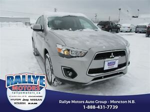 2014 Mitsubishi RVR SE! 4x4! Heated! ONLY 68K!
