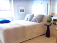 * SHORT TERM * BEDROOM available in Earl's Court f/share for 1 or 2 MONTHS (maybe 3). Move IN now