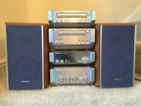 Technics Stackable Hi-Fi System & Speakers - SE-HD55