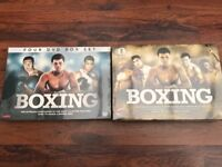 BOXING DVD SETS - LEGENDS - BRAND NEW STILL IN PACKAGING