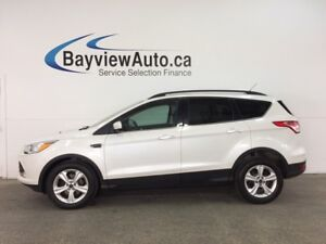 2014 Ford Escape SE - ECOBOOST! KEYPAD! ALLOYS! HTD SEATS! SYNC!