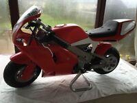 Polini Carena 4.2hp Mini Moto - Proper Race Bike, Mint Condition