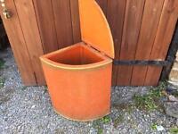 Vintage Lloyd Loom Laundry Basket x 2