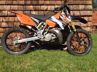 KTM 200 SX